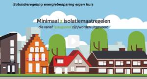 Subsidieregeling energiebesparing eigen huis (SEEH)